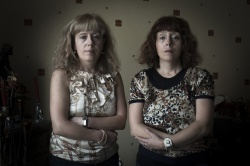 Art and Documentary Photography Blog - Loading THE TWINS