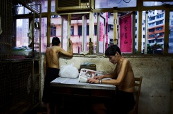 Art and Documentary Photography Blog - Loading Hidden Hong Kong
